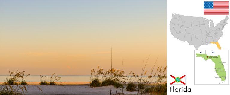 Florida, USA — Reisevorbereitung, Überblick und Tipps