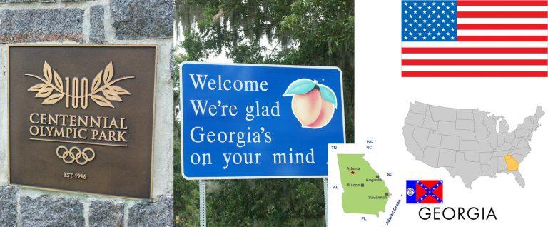 Georgia, USA — Reisevorbereitung, Überblick und Tipps