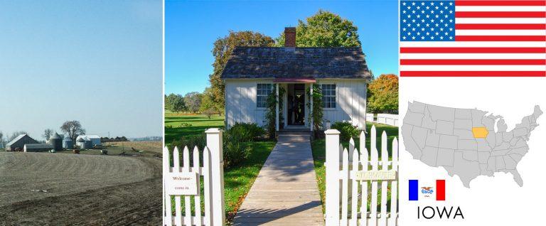 Iowa, USA — Reisevorbereitung, Überblick und Tipps