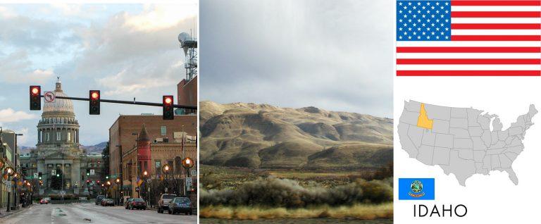 Idaho, USA — Reisevorbereitung, Überblick und Tipps