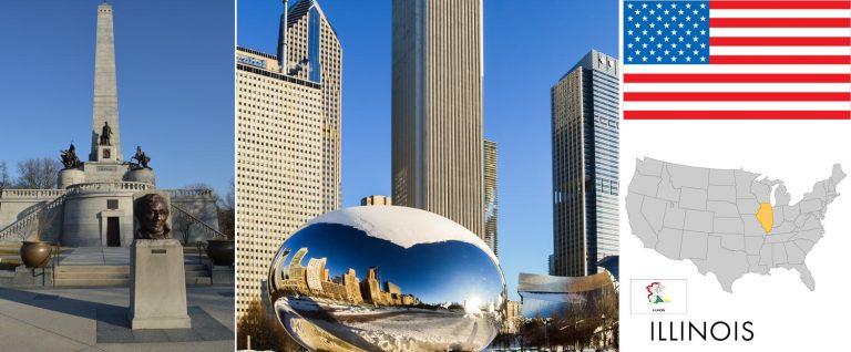 Illinois, USA — Reisevorbereitung, Überblick und Tipps