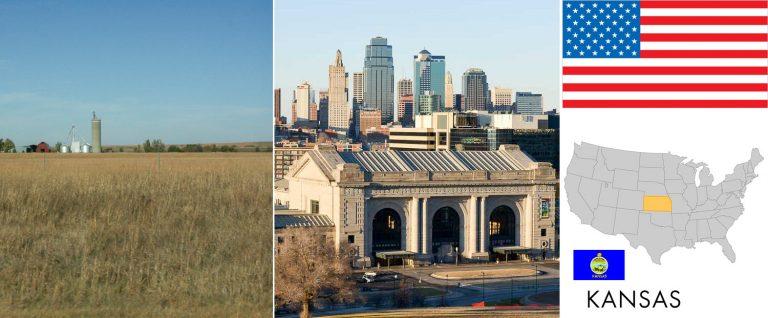 Kansas, USA — Reisevorbereitung, Überblick und Tipps