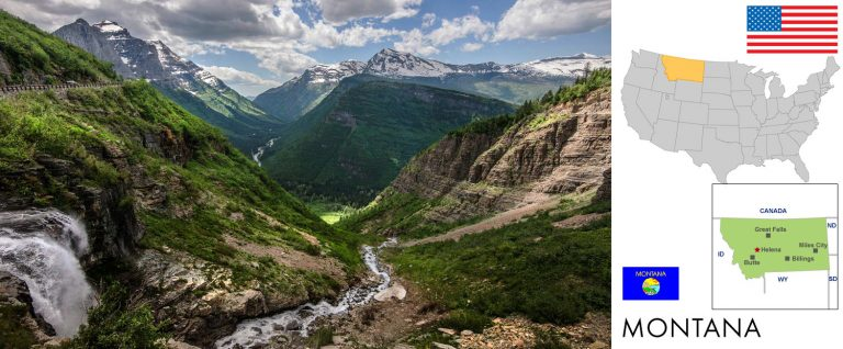 Montana, USA — Reisevorbereitung, Überblick und Tipps