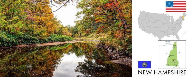 New Hampshire, USA — Reisevorbereitung, Überblick und Tipps