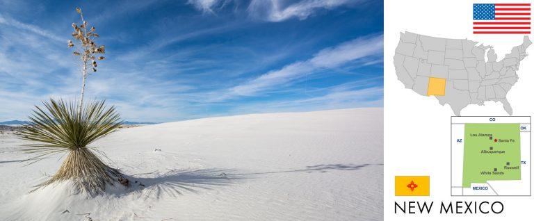 New Mexico, USA — Reisevorbereitung, Überblick und Tipps