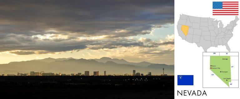 Nevada, USA — Reisevorbereitung, Überblick und Tipps