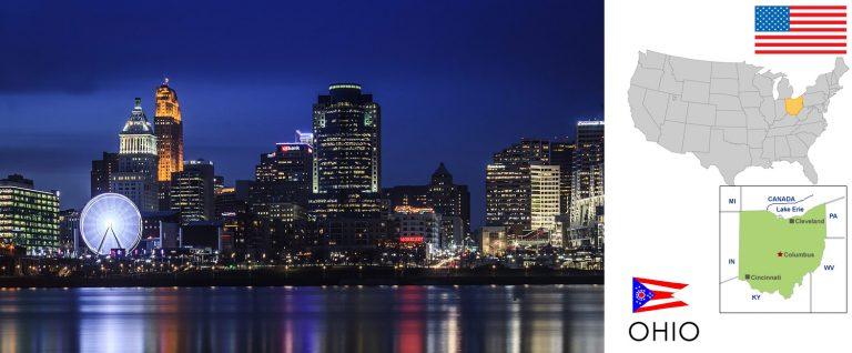 Ohio, USA — Reisevorbereitung, Überblick und Tipps