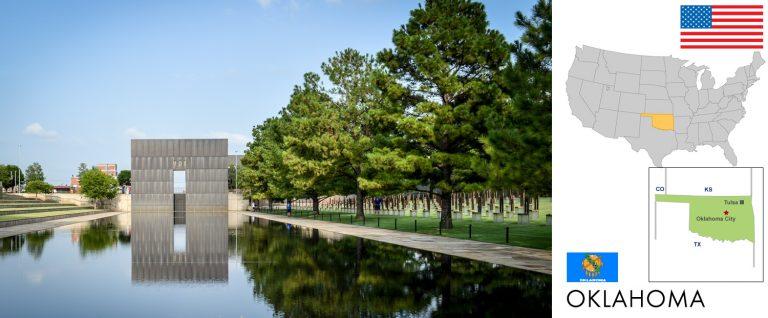 Oklahoma, USA — Reisevorbereitung, Überblick und Tipps