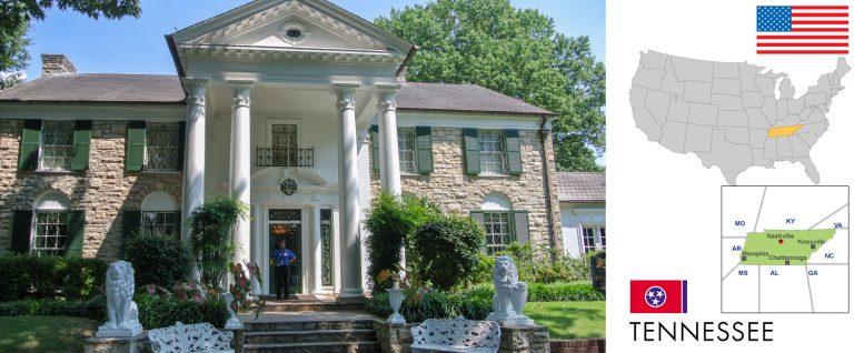 Tennessee, USA — Reisevorbereitung, Überblick und Tipps