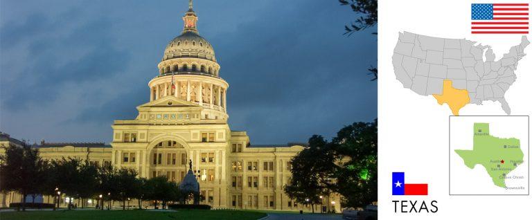 Texas, USA — Reisevorbereitung, Überblick und Tipps