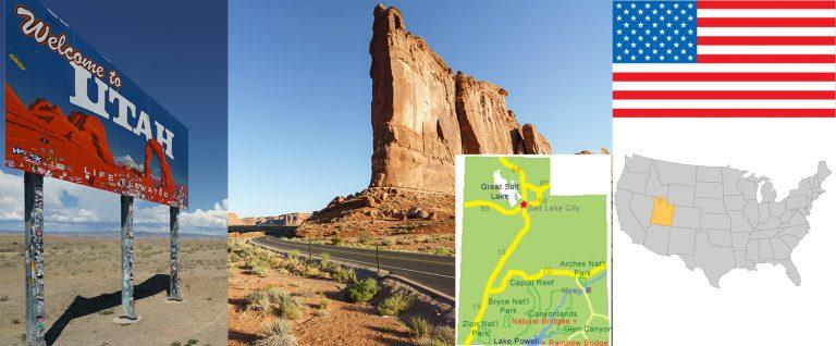 Utah, USA — Reisevorbereitung, Überblick und Tipps