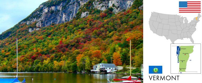 Vermont, USA — Reisevorbereitung, Überblick und Tipps