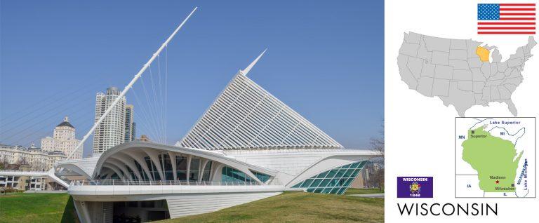 Wisconsin, USA — Reisevorbereitung, Überblick und Tipps