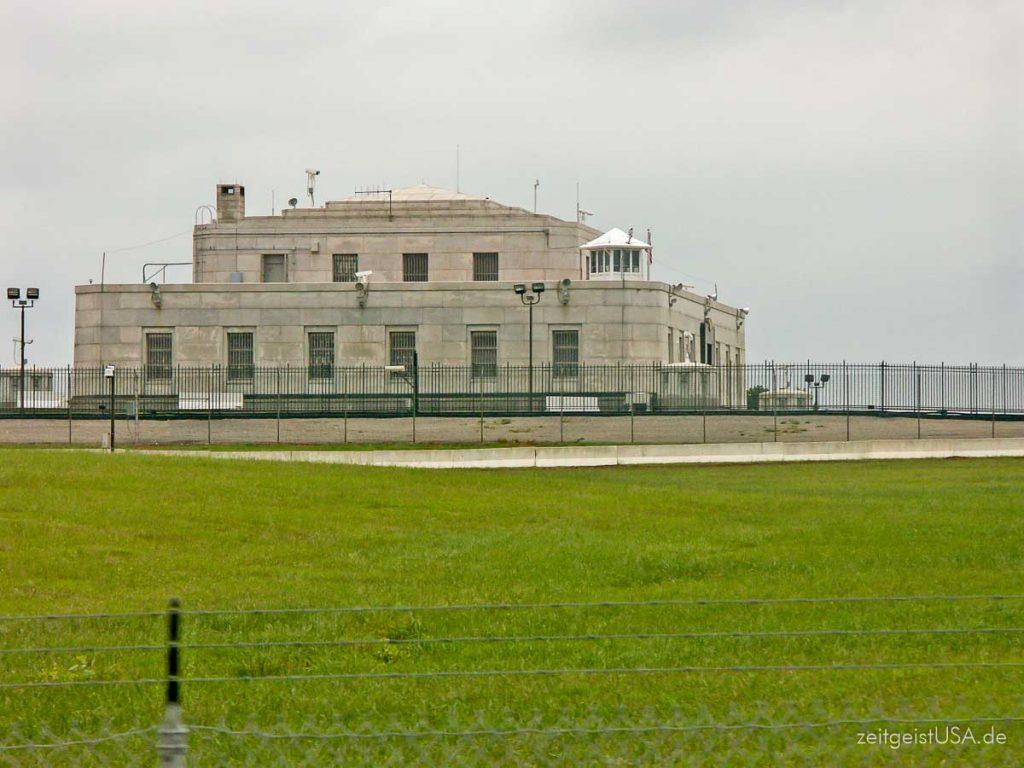 Fort Knox -- der Goldspeicher