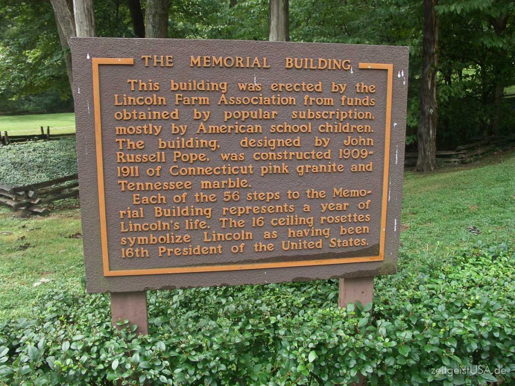 Hodgenville, Kentucky, USA - Abraham Lincoln Birthplace National Historic Park