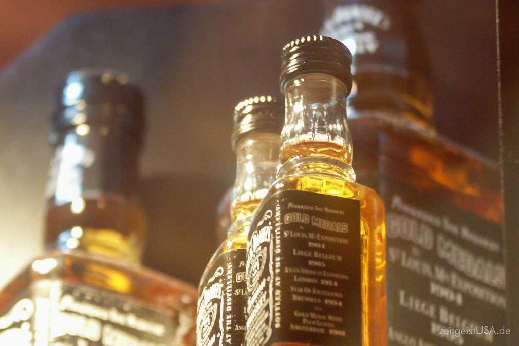 Jack Daniel's Flaschen