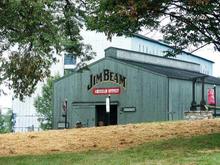 Jim Beam Distillery, Clermont, Kentucky