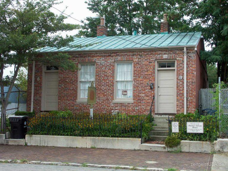 Edison House, Louisville, Kentucky