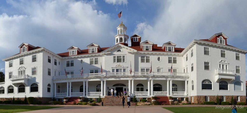 Stanley Hotel, Estes Park, Colorado, USA